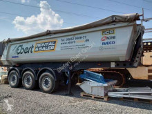 Schmitz Cargobull billenőkocsi félpótkocsi SKI SGF S3 SKI 24 SL 7.2 Kippauflieger Stahl 24m³