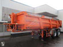 Semi remorque benne ACTM , 4 tyres , spring suspension, Drum brakes , Steel tipper trailer