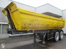 Fruehauf Auflieger Kipper/Mulde XXD33C , , 4 tyres , Spring suspension , steel tipper trailer