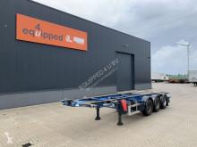 Semi remorque LAG 20FT/30FT, ADR (FL, AT, OX) porte containers occasion