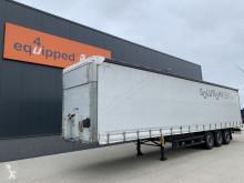 Trailer Schmitz Cargobull hefdak, Code-XL, gegalvaniseerd, schijfremmen, rongpotten en rongen, NL-trailer, APK: 25/11/2021 tweedehands Schuifzeilen