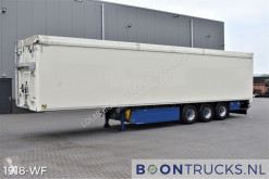 Semitrailer Kraker trailers CF-Z 200ZL | WALKING FLOOR 92 M³ * 7mm XD FLOOR * LIFT AXLE rörligt underlag begagnad