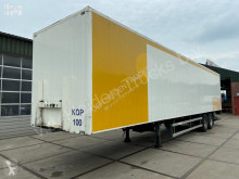 Semirimorchio furgone Groenewegen DRO-12-18 | 1344x247x268