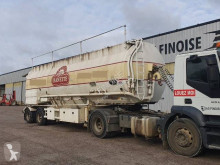 Semirimorchio cisterna trasporto alimenti Ova International
