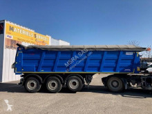 Fliegl push-off semi-trailer BAUKOM FOND POUSSANT