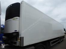 Semitrailer SOR Carrier Vector 1850 Multi, Dual temp, 260 Hoch, Trennwand , kylskåp mono-temperatur begagnad