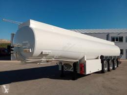 Indox SC 3 semi-trailer used tanker