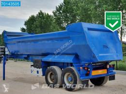 Robuste Kaiser T766-02 22m3 Steel Tipper semi-trailer used tipper