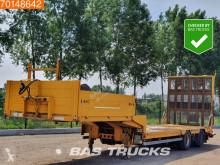 Trailer dieplader TS2 BPW Lenkachse Hydraulische Rampen