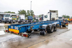 Trailer Asca PORTE CONTAINER 40''+45'' tweedehands containersysteem