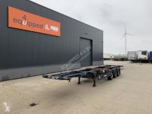 Krone 40FT/2x20FT, Scheibebremsen, Leergewicht: 4.700kg, BPW, 2x available semi-trailer used container