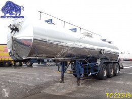 Maisonneuve tanker semi-trailer Silo