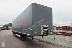 Semirremolque Krone SD furgón usado