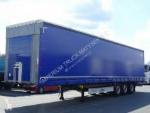 Fliegl tautliner semi-trailer CURTAINSIDER/STANDARD/ 2017 YEAR/SAF/LIFTED AXLE