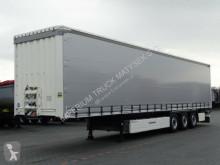 Krone CURTAINSIDER /STANDARD/2X PALLET BOX/LIFT AXLE semi-trailer used tautliner
