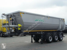 Mega JANMIL / 30 M3 / WEIGHT: 5400 KG / LIFTED AXLE semi-trailer used tipper