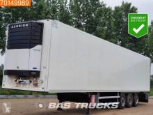 Félpótkocsi Schmitz Cargobull Carrier Maxima 1300 Liftachse NL-trailer használt egyhőmérsékletes hűtőkocsi