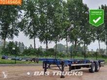 Félpótkocsi Groenewegen 40CC-12-18TUN 2x 20ft. 1x 30ft. 1x 40ft. | BPW Achse használt konténerszállító