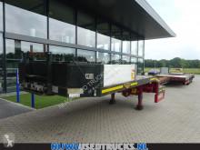 Náves Broshuis 31N5-EU Semi-dieplader + Uitschuifbaar náves na prepravu strojov ojazdený