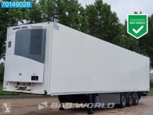 Félpótkocsi Schmitz Cargobull Thermoking SLX200 Meat/Fleischhang Liftachse Palettenkasten használt egyhőmérsékletes hűtőkocsi