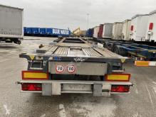 Félpótkocsi LAG használt konténerszállító