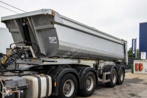 Trailer Galtrailer HARDOX-24M3+PORTE HYDR. tweedehands kipper