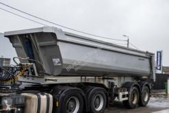 Semirimorchio Galtrailer HARDOX-24M3+PORTE HYDR. ribaltabile usato