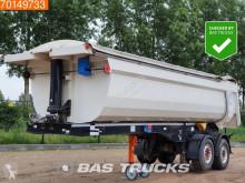 Semirimorchio Langendorf SKS-HS 18/27 24m3 Cramaro-Decke Liftachse ribaltabile usato