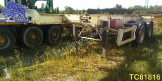 Semitrailer Castera Container Transport containertransport begagnad