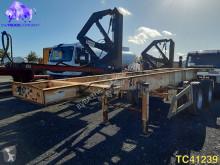 Semi remorque porte containers Castera Container Transport