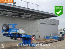 Semirimorchio Nooteboom EURO-72-03(P) NL-Trailer Pendelachsen (PX) Hartholz-Boden trasporto macchinari usato