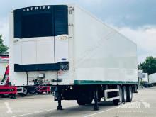 Insulated semi-trailer Tiefkühler Standard Trennwand