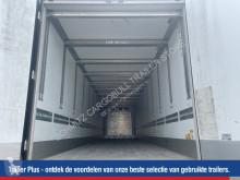 Félpótkocsi Schmitz Cargobull Tiefkühler Standard Doppelstock Ladebordwand használt izoterm