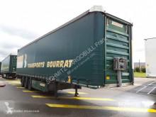 Fruehauf tautliner semi-trailer Rideaux Coulissant Standard