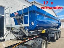 Semiremorca Schwarzmüller 3-Achs Kippauflieger 3-Achs-Kippauflieger, Stahlmulde ca. 24m³, Liftachse, 9x Vorhanden! benă second-hand
