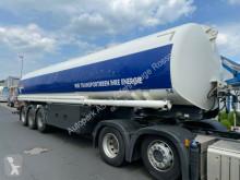 Trailer Lindner & Fischer Lindner & Fischer TSA 40 LTD Tankauflieger 44m³ tweedehands tank koolwaterstoffen