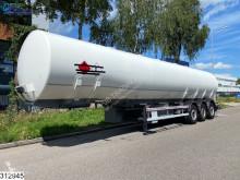Félpótkocsi LAG Fuel 50300 Liter, 5 Comp, 2 Liquid counters használt tartálykocsi