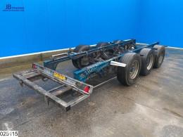 Burg tartálykocsi félpótkocsi Food 49900 Liter, 3 Comaprtments