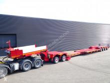 Semi remorque porte engins Faymonville STBZ-6VA / EXTENDABLE / REMOVABLE NECK / 128.000 kg!