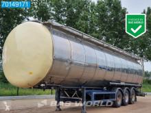 Yarı römork tank kimyasal maddeler Feldbinder Chemie ADR NL-Trailer / 54.000 Ltr / 3 comp.