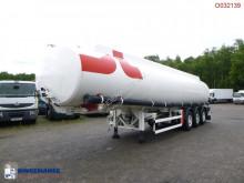 Semi remorque citerne Parcisa Fuel tank alu 42.8 m3 / 6 comp