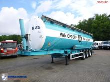 LAG tanker semi-trailer Powder tank alu 61 m3 (tipping)