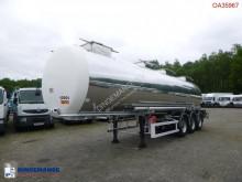 Semiremorca BSLT Chemical tank inox 30 m3 / 1 comp cisternă produse chimice second-hand