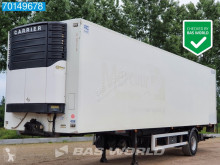 Semi reboque frigorífico mono temperatura Mirofret 130 City 1-achse Lenkachse Carrier NL-Trailer