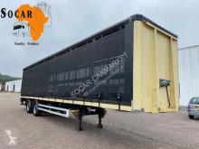 Полуремарке камион за превоз на едър рогат добитък Van Hool 2B2001