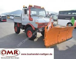 Maquinaria vial camión quitanieves Unimog Unimog 424 / Multicar / Xylon