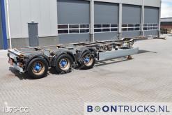 Návěs Schmitz Cargobull SCF 24 G | 2x20-30-40ft HC * EXTENDABLE REAR nosič kontejnerů použitý