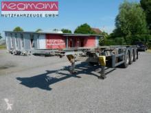 "Chassis semi-trailer LPRS24, Tankcontainerchassis 20"" und 30"", SAF"