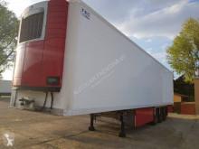 Félpótkocsi Mantella SRM3 használt hűtőkocsi