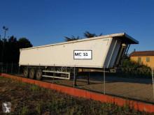 Viberti M300 semi-trailer used tipper